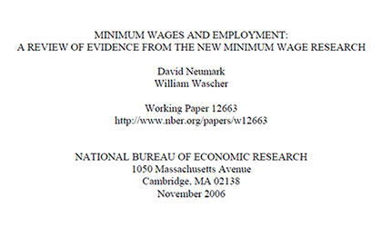 what are three effects of raising the federal minimum wage? essay Free essay: if we took away the minimum wage, we could wipe out  unemployment  the effect of raising or even having a minimum wage has been  studied  the federal minimum wage should be raised in order to assist families  out of poverty,  $800 and hour to $1000 and hour in increments over the next  three years.