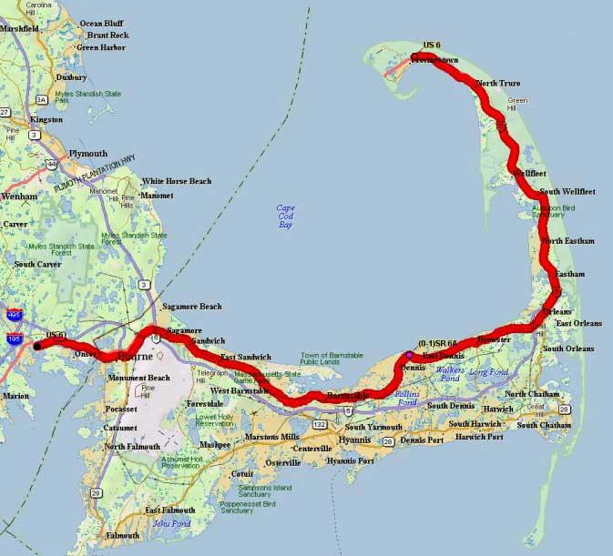 Letters Home: Radio Bob Bikes To Cape Cod
