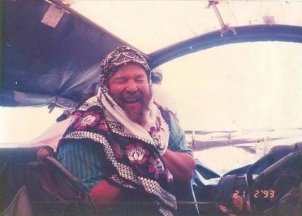 Paul Robinson, a former director of the Kenya Semester Program. Photo courtesy of KSP's 40th anniversary celebration
