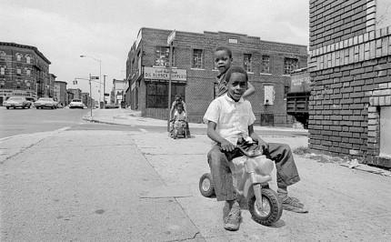Brownsville, Brooklyn, 1972. Photo: Winston Vargas