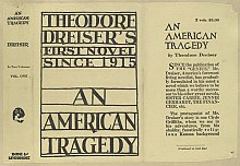 Theodore Dreiser's classic novel reinterpreted a murder that had already become part of Adirondack mythology