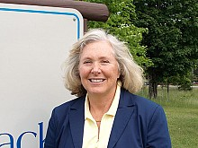 Karen Feldman, newly appointed APA commissioner.  Photo: Adirondack Park Agency