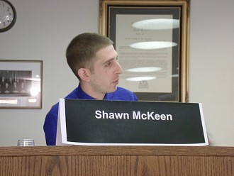 Shawn McKeen from Plattsburgh saw his life derailed, first by prescription drugs, then by street heroin. Photo: Brian Mann