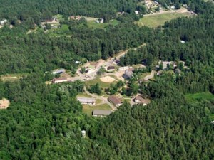 Camp Gabriels, once the center of a fierce debate over prisons, closed its doors in 2009.  Source: Save Camp Gabriels
