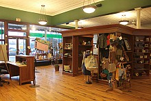 The TAUNY Folk Store in Canton. Photo: Nora Flaherty