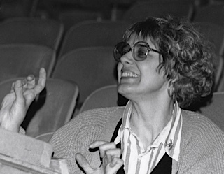 "Carole Berard directed ""Kismet"" for the Grasse River Players in 1987.  Photo: Grasse River Players"