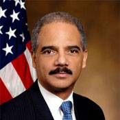 US Attorney General Eric Holder has called for reforms to drug war era sentencing policies. Photo: DOJ
