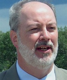 John Sheehan. Photo: Adirondack Council