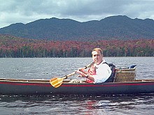 Adirondack Nature Conservancy executive director Mike Carr is architect of the Finch conservation deal. Photo: Brian Mann