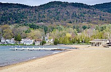 "Million Dollar Beach, Lake George, NY. Photo: <a href=""http://www.flickr.com/photos/plastiks-romance/8217100899/"">Pamela Boudreau</a>, Creative Commons, some rights reserved"