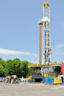 SRSI's study determined that state oversight and regulations reduced the instance of problems associated with hydrofracked wells in Pennsylvania. But critics have questioned those assertions. Photo: Matt Richmond