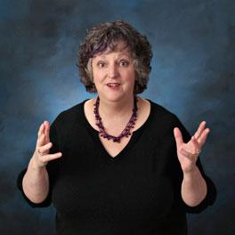 Storyteller Deborah Dunleavy