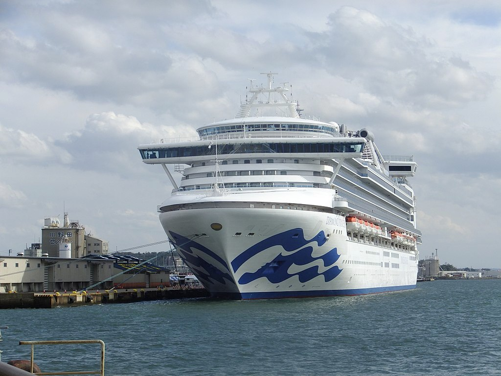 Passengers from coronavirus cruise ship arriving in Cornwall