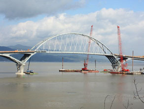 Lake Champlain bridge will reopen Monday after two years (Photo:  NYS DOT)