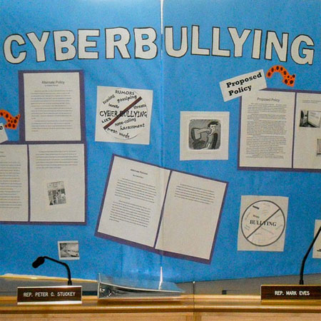 Many states are looking at new policies to address cyberbulling. Photo: Maine DOE via Flickr, some rights reserved