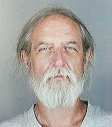 62-year-old William Spengler is the alleged gunman in Webster, NY. Photo:  Monroe County Sheriffs Office via WXXI