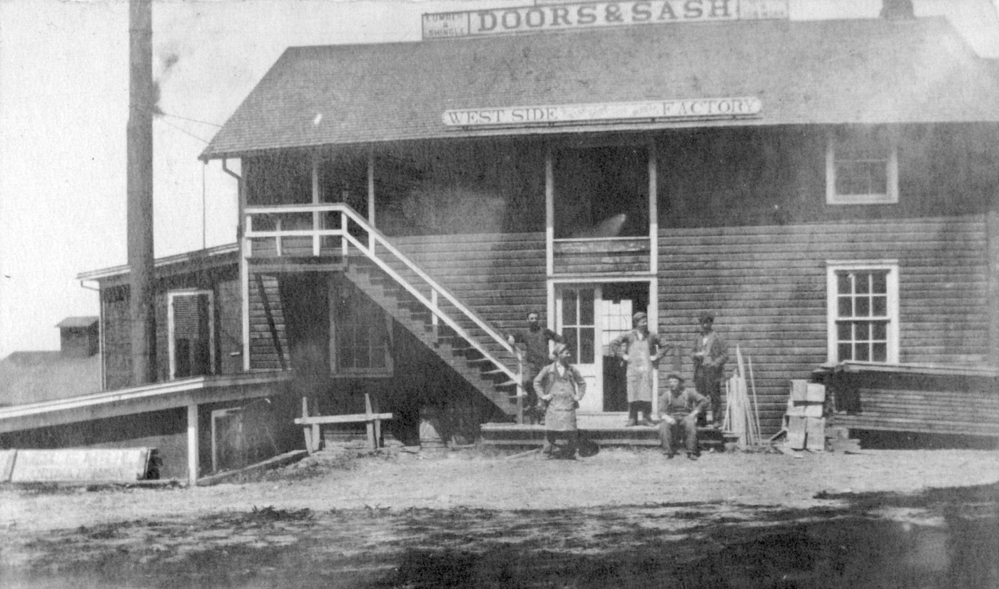 North Country at Work: sawmills, immigrants, and fire