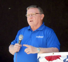 State Assemblyman Ken Blankenbush. Photo: Joanna Richards
