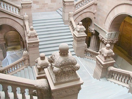 Inside the Capitol. Photo: Holley St. Germain, Creative Commons, some rights reserved