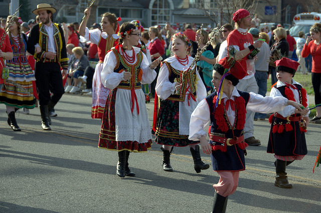 Image result for dyngus day buffalo