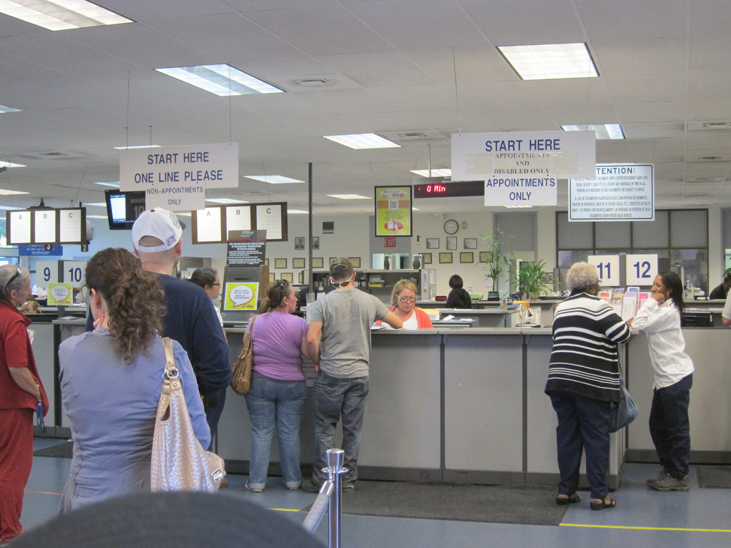 At The Dmv Photo Jay Cross Creative Commons Some Rights Reserved