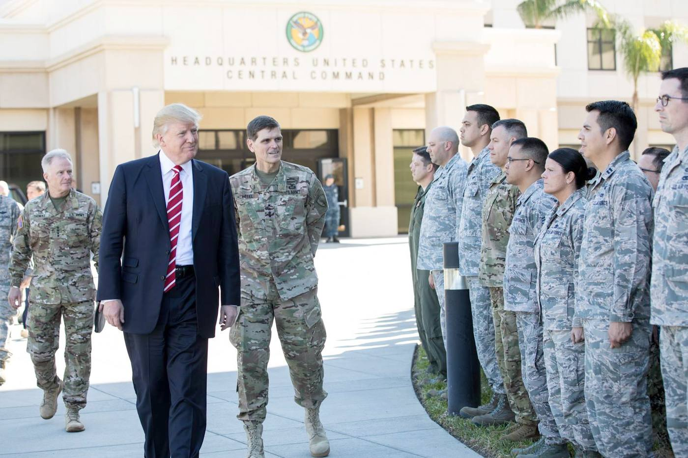 President Trump to visit Fort Drum Monday | NCPR News
