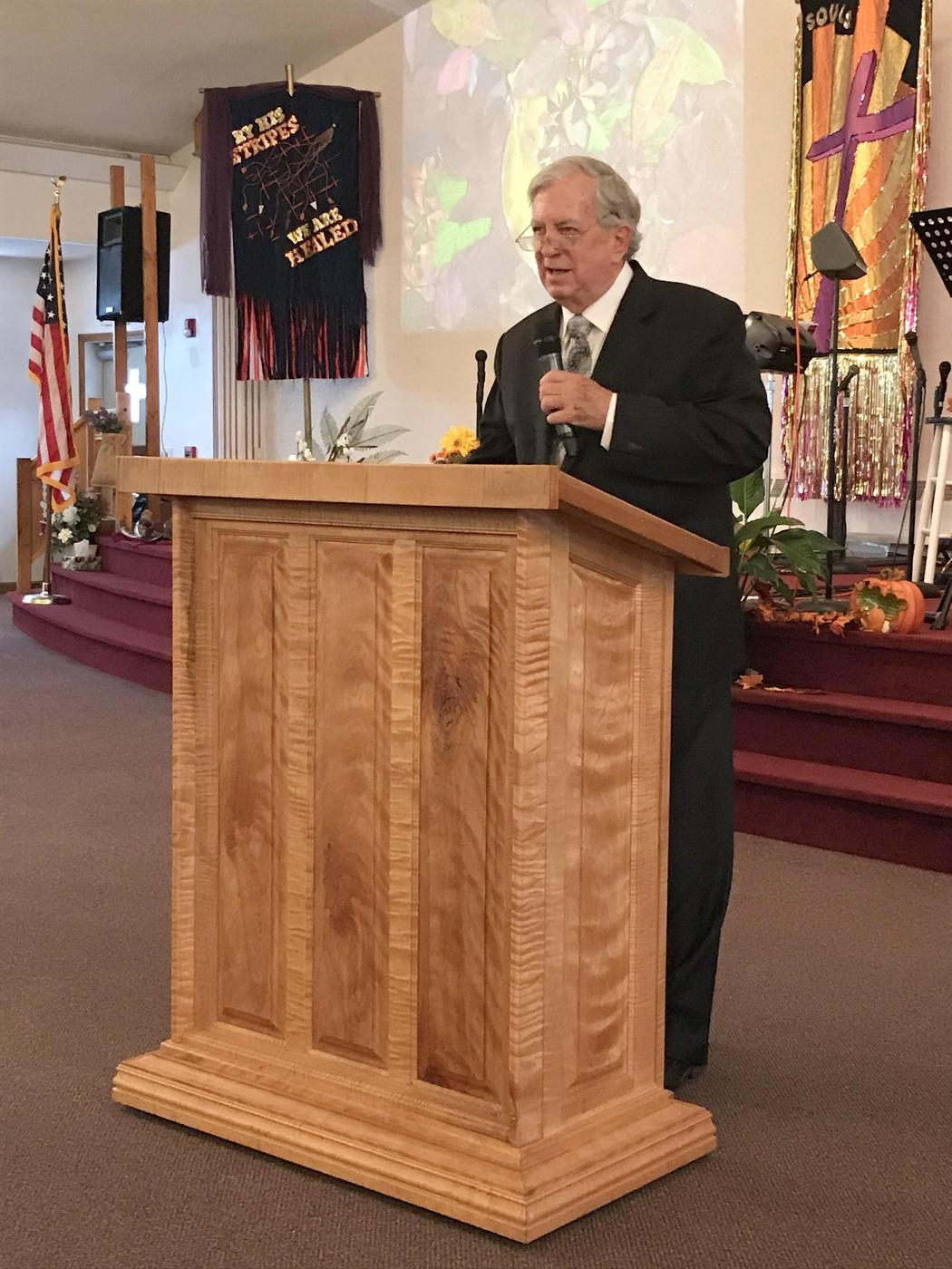To Ward Off Mass Shooters Oswego County Church Encourages