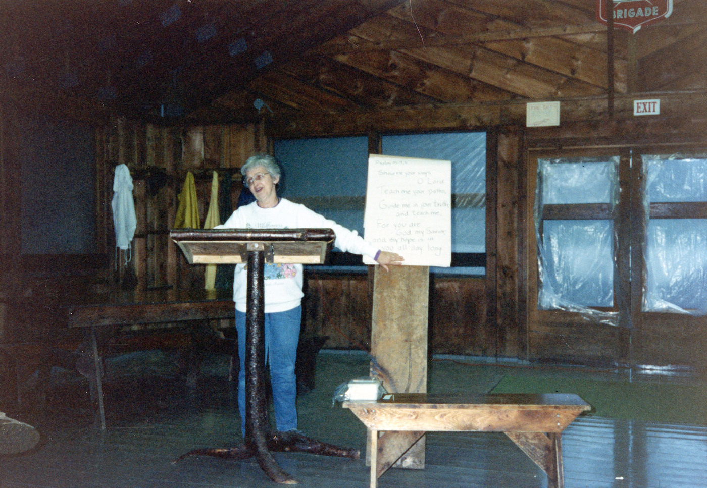 North Country at Work: June McKenney on camp nursing in