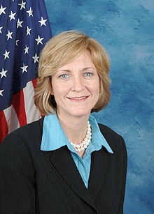 "Former Ohio Rep. Betty Sutton. Photo via <a href=""http://en.wikipedia.org/wiki/Betty_Sutton"">Wikipedia</a>"
