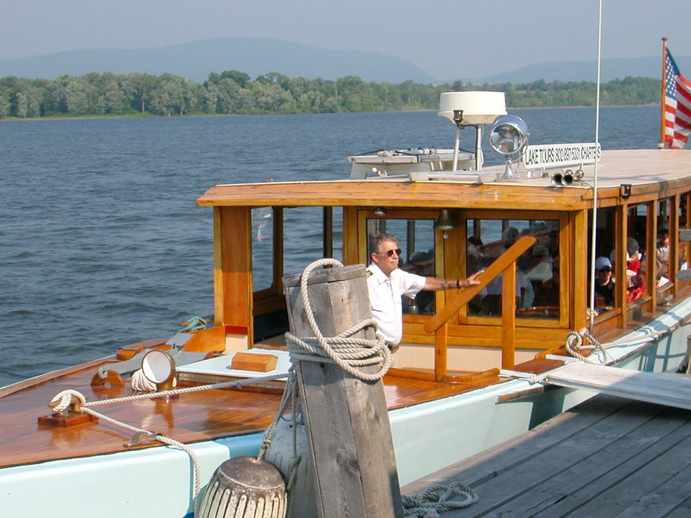 Fort Ticonderoga purchases Vermont-based lake cruise boat | NCPR News