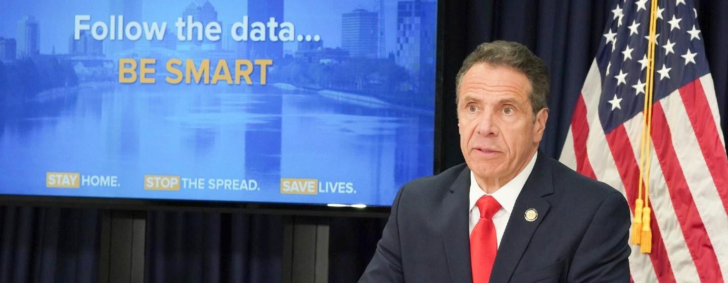 As Surrounding States Reopen New York Keeps A Close Eye Cuomo Says Ncpr News