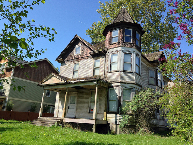 Is Toxic Mold The Real Hidden Culprit In Haunted Houses Ncpr News