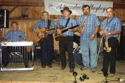 The Adirondack Playboys Band