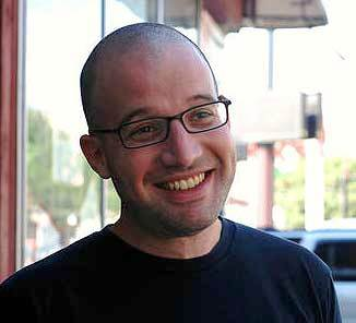 Adam Levin. Photo courtesy the author