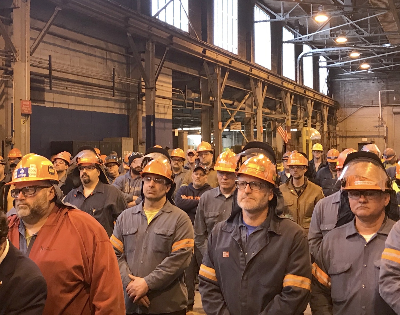 Alcoa, Arconic aluminum workers sign off on possible strike