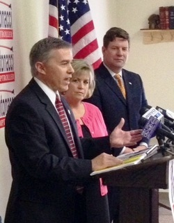 """Bob Antonacci says he wouldn't have been able to pay for his race for comptroller if not for public campaign financing. Photo via <a href=""""http://www.bobantonacci.com/"""">bobantonacci.com</a>"""