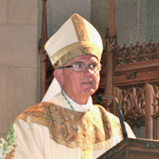Bishop Terry LaValley, Photo: Diocese of Ogdensburg