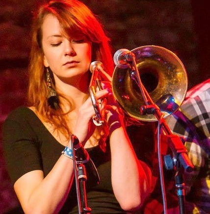 Singer Trombonist Natalie Cressman S First Northeast Tour