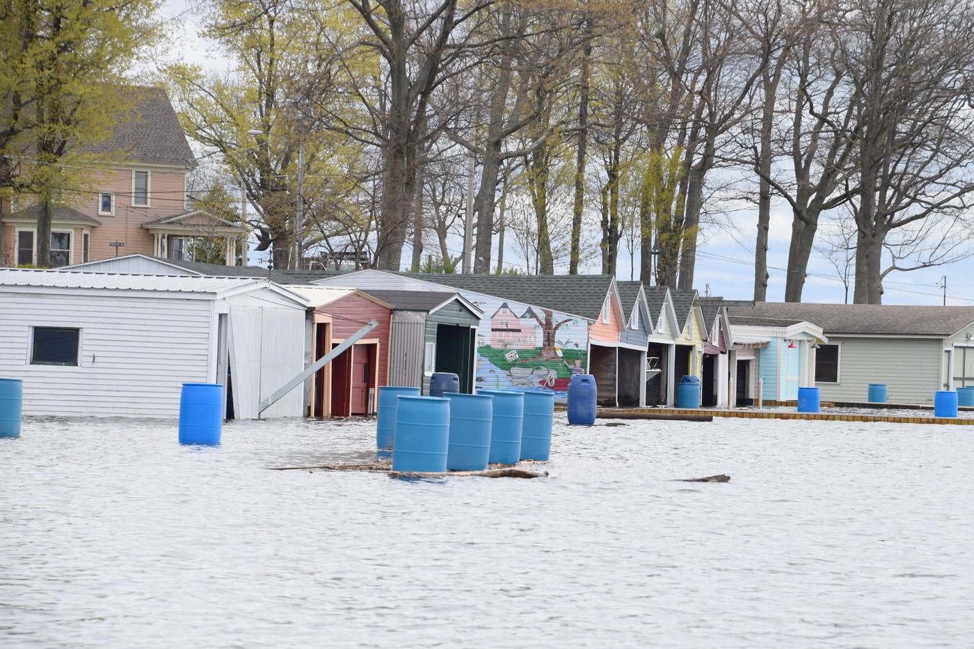 Governor Cuomo announces $10M to fix flood impacted areas along Lake Ontario