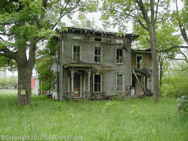 """Watertown man preserves """"Old Abandoned Buildings"""" with web ..."""