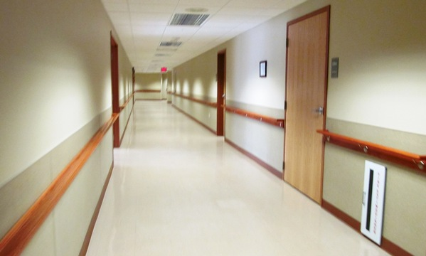 Officials With EJ Noble In Gouverneur Want Patients To Fill The Hallways Of Hospitals New Building Photo Julie Grant
