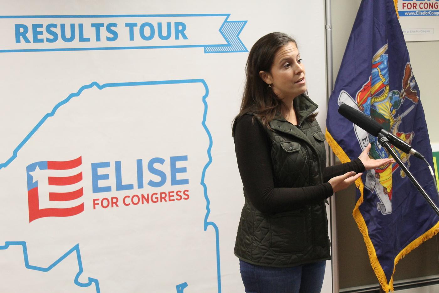 Rep. Elise Stefanik. NCPR File Photo: Zach Hirsch