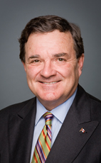 Finance Minister Jim Flaherty, House of Commons photo