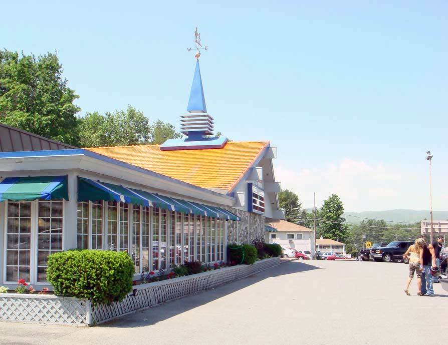 Requiem For A Clam Strip Last 2 Hojo Restaurants Soldier On Ncpr News