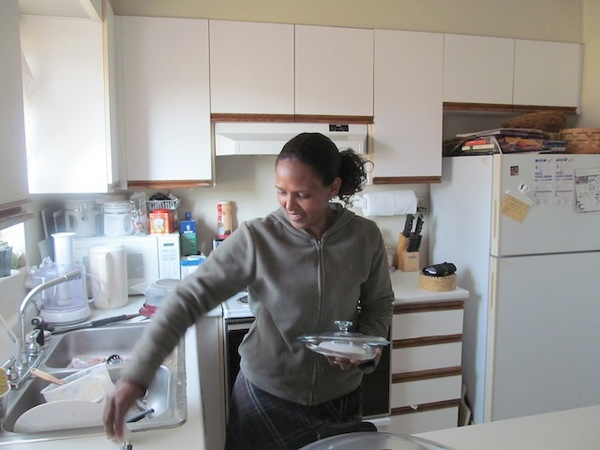 Eritrean refugee finds home in cooking | NCPR News