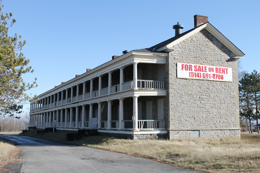 The Old Stone Barracks will become a craft brewery next year. Photo ...