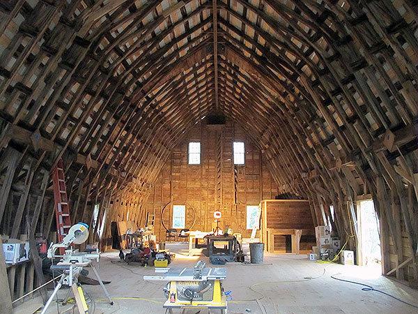 Warren County Barn Gets A Facelift Ncpr News