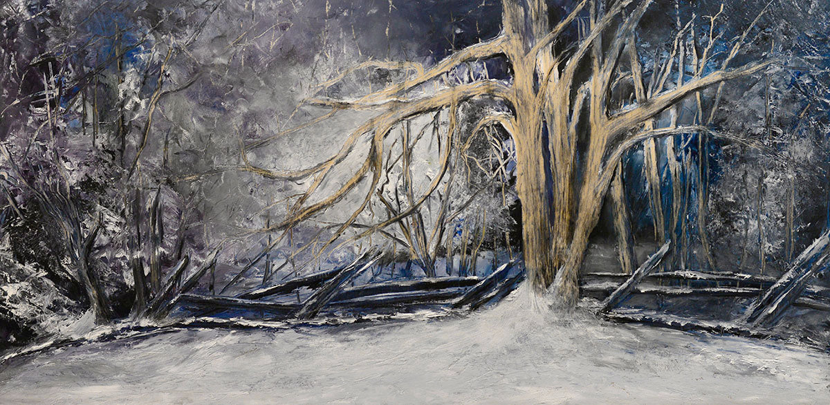 Slideshow: Annual Juried Show at Adirondack Artists Guild | NCPR News