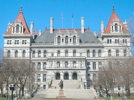 New York State Capitol. Photo: Jason Paris, Creative Commons, some rights reserved