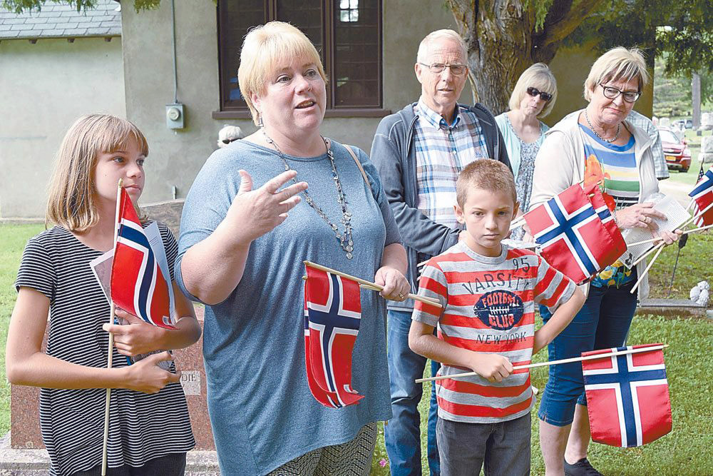 Last Norwegian seaman to cure in Saranac Lake is laid to ...